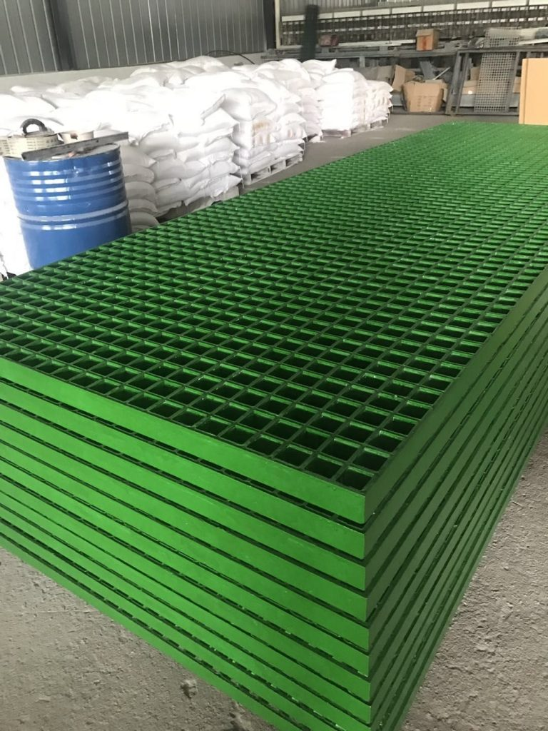 tấm sàn composite FRP 3